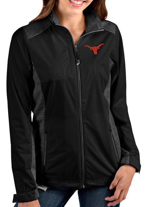 Antigua® Womens NCAA Texas Longhorns Revolve Windshirt