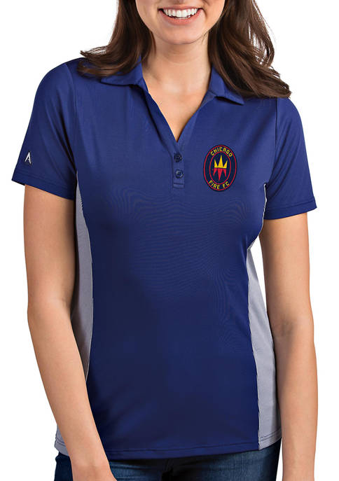 Antigua® Womens MLS Chicago Fire Venture Shirt