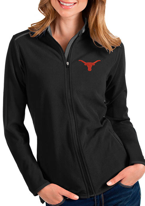 Antigua® Womens NCAA Texas Longhorns Glacier Jacket