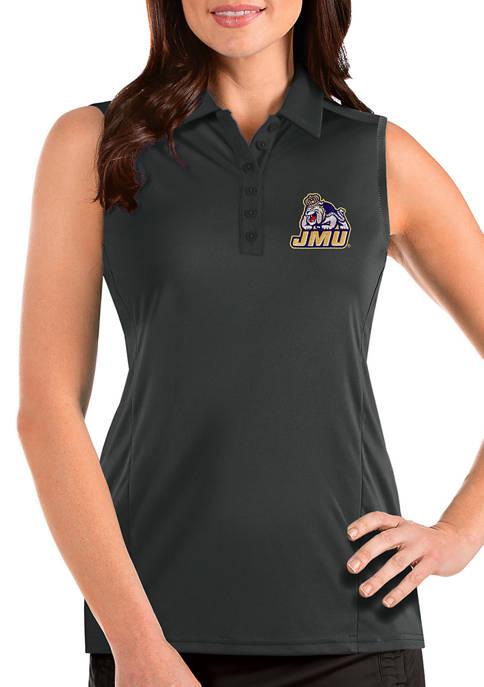 Antigua® Womens NCAA James Madison Dukes Sleeveless Tribute