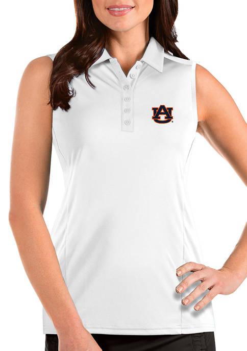 Antigua® Womens NCAA Auburn Tigers Sleeveless Tribute Top