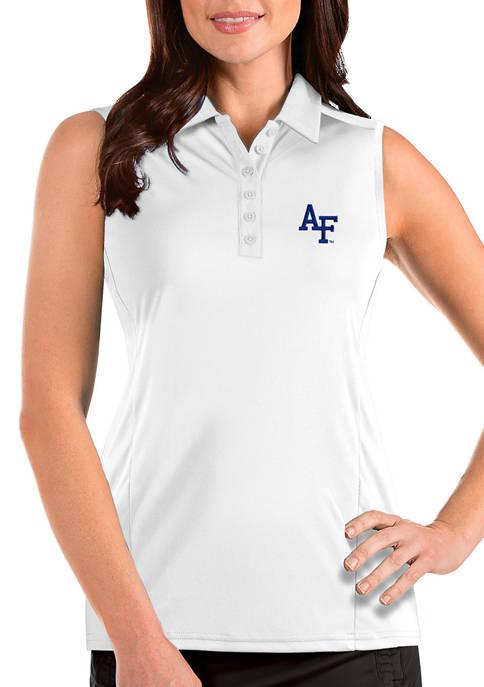 Antigua® Womens NCAA Air Force Falcons Sleeveless Tribute