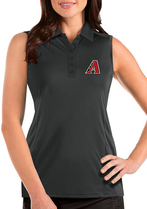 Antigua® Womens MLB Arizona Diamondbacks Sleeveless Tribute Top