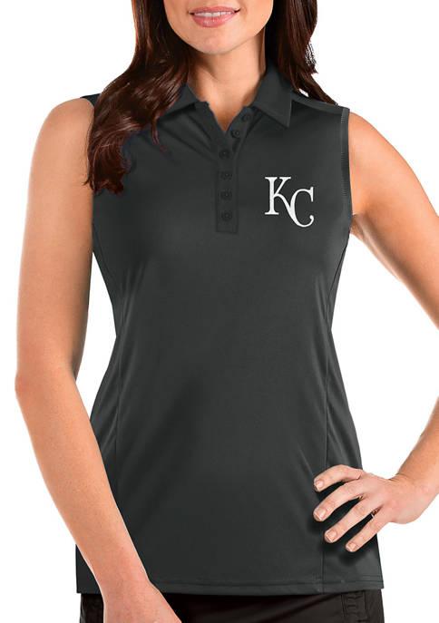 Antigua® Womens MLB Kansas City Royals Sleeveless Tribute