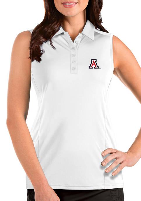 Antigua® Womens NCAA Arizona Wildcats Sleeveless Tribute Top
