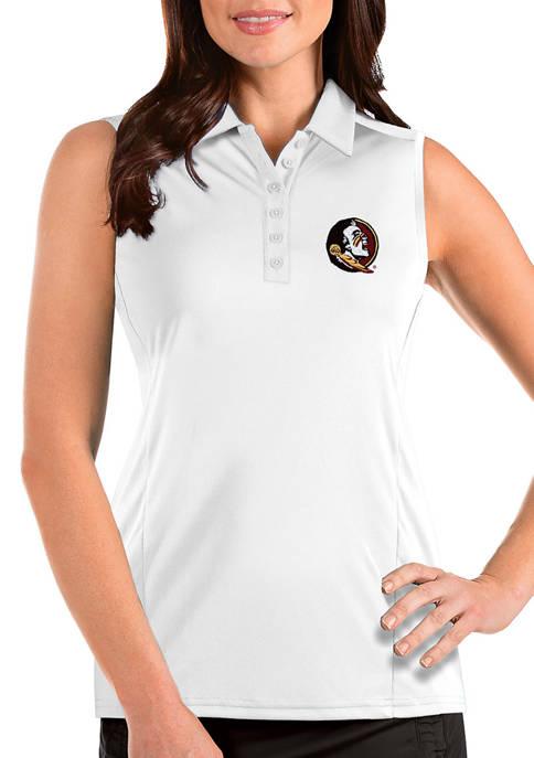 Antigua® Womens NCAA Florida State Seminoles Sleeveless Tribute