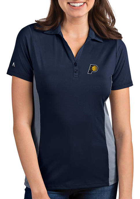 Womens NBA Indiana Pacers Venture Polo