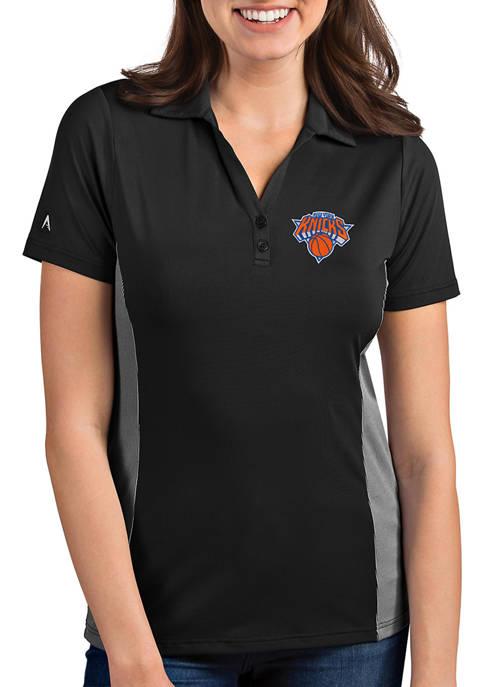 Womens NBA NY Knicks Venture Polo