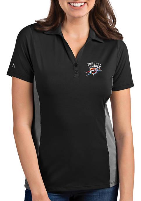 Womens NBA Oklahoma Thunder Venture Polo