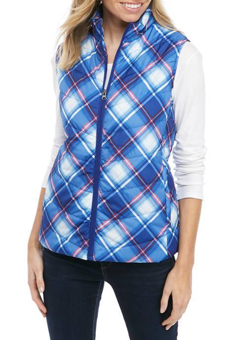 Kim Rogers® Petite Puffer Vest