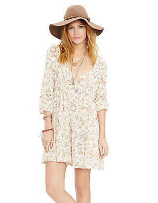 e0ce976b2 Denim   Supply Ralph Lauren. Denim   Supply Ralph Lauren Floral Babydoll  Dress
