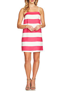 Cami Stripe Shift Dress