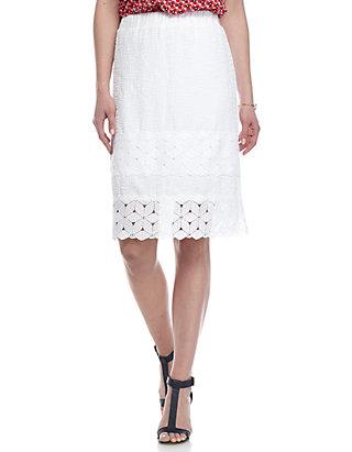 b7c0a533c Kaari Blue™. Kaari Blue™ Lace Pencil Skirt