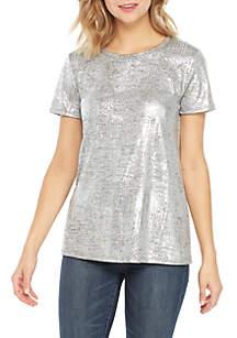 Kaari Blue™ Short Sleeve Foil Tee