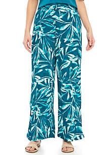 Kaari Blue™ Wide Leg Floral Pants