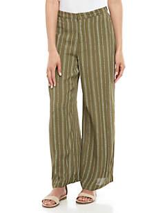 Kaari Blue™ Wide Leg Stripe Pants