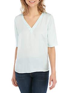 960e173f Blouses for Women: Dressy, White, Black & More | belk