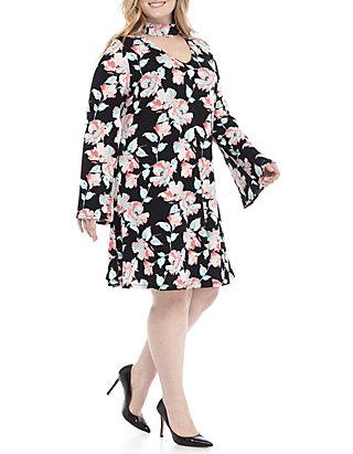 Plus Size Gigi Swing Dress