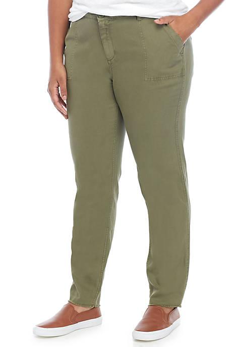 Kaari Blue™ Plus Size Utility Pants