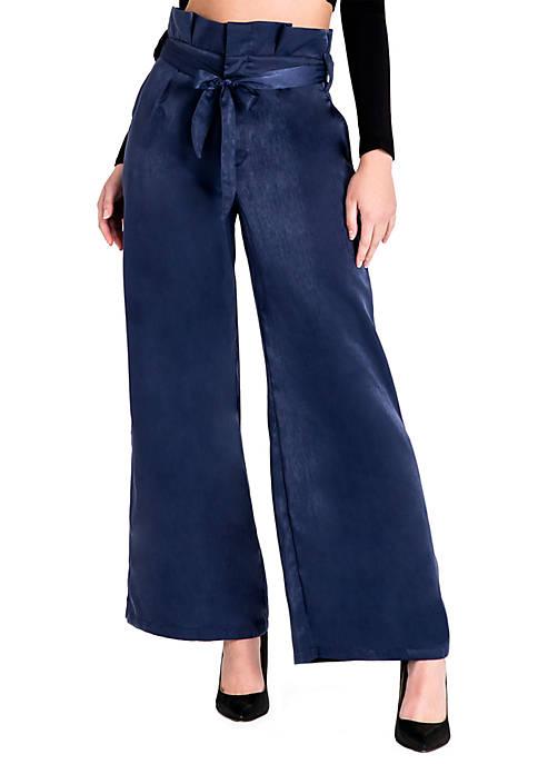 Marina Carrot Leg Trouser Pants