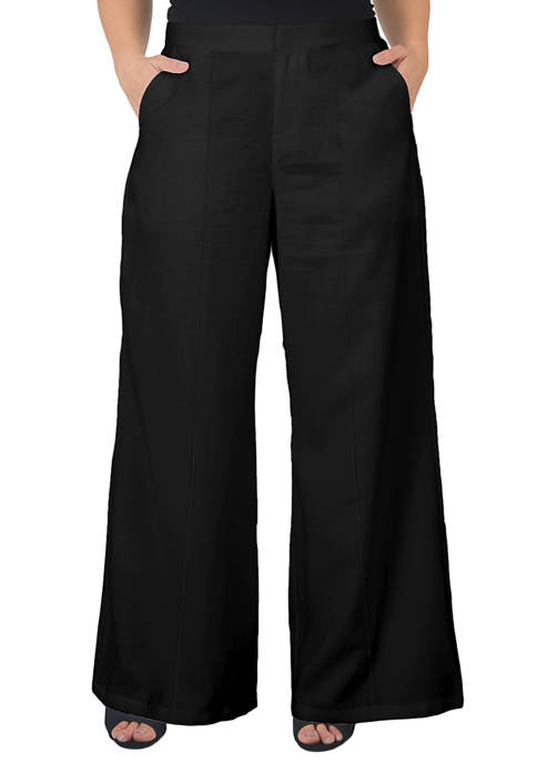 Standards and Practices Plus Size High Waist Wide