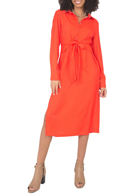 Standards and Practices Womens Knot from Shirt Dress