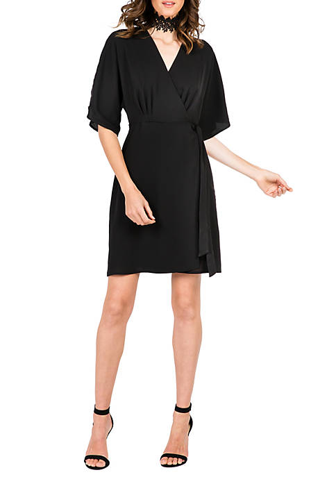 Standards and Practices Candice Wrap Dress