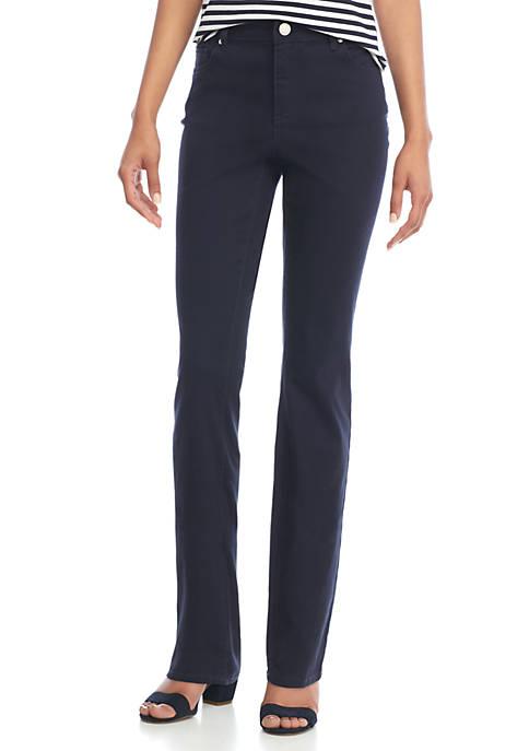 Crown & Ivy™ 5 Pocket Denim Pant