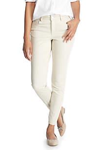 Petite Colored Denim Jeans