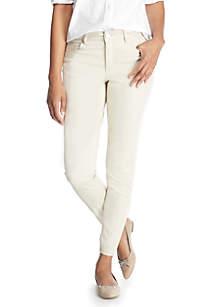 Crown & Ivy™ Color Denim Pant - Short