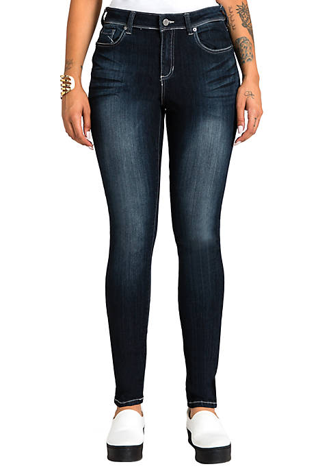 Plus Size Maya Mid-Rise Jeans