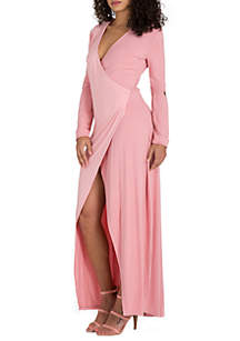 Poetic Justice Rosa Maxi Dress