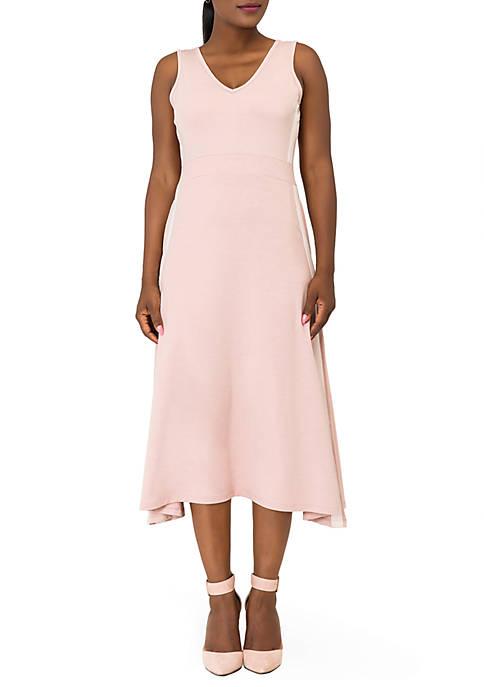 Rina Midi A Line Dress