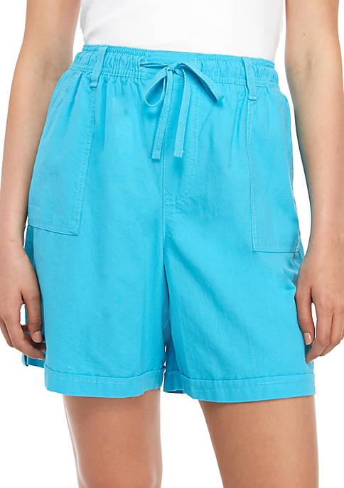 Jayden Sheeting Shorts