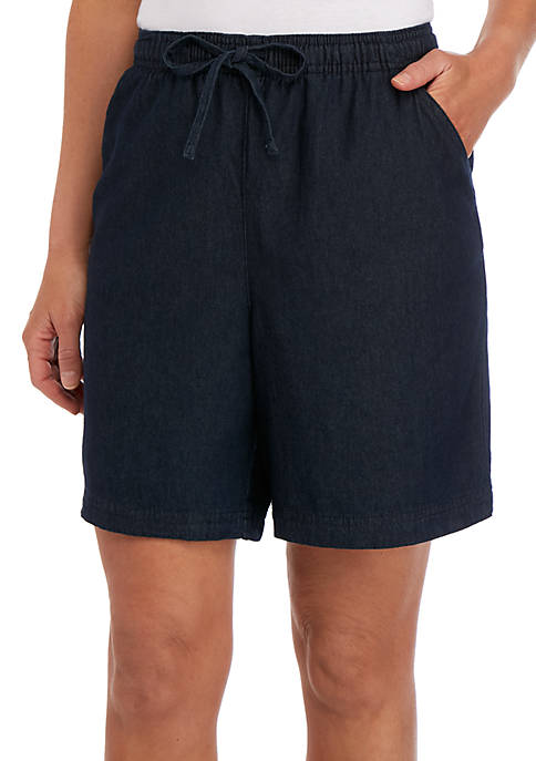 Kim Rogers® Lucy Denim Shorts