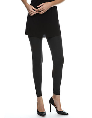 7c68e3135dae4 New Directions®. New Directions® Seamless Fleece Lined Legging