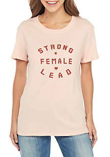 Strong Female Graphic Tee