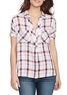 Lydia Pull-on Shirt