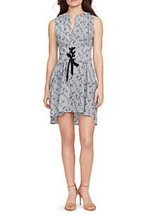 Kyra Sleeveless Corset Dress