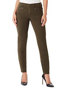 WILLIAM RAST™ Skinny Jane Olive Cargo Jeans