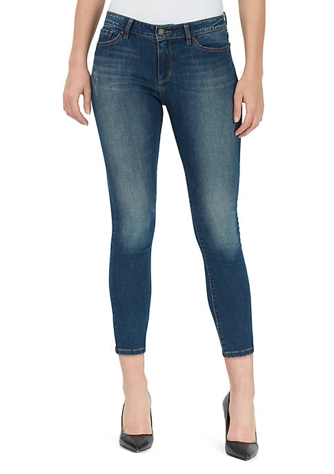 WILLIAM RAST™ Sculpted High Rise Ankle Jeans