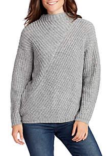 Robbin Asymmetrical Sweater