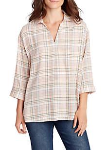 Maisie 3/4 Sleeve Shirt