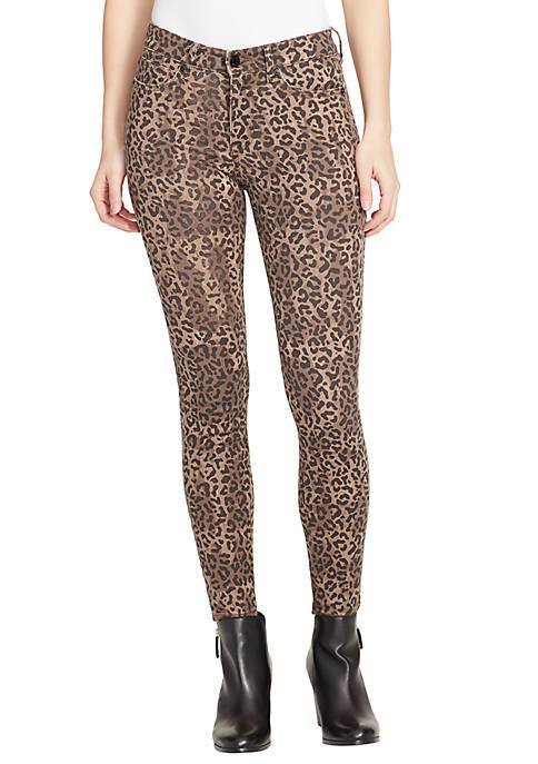Perfect Cheetah Skinny Jeans