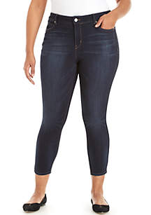 Clearance Women S Plus Size Jeans High Waisted Skinny