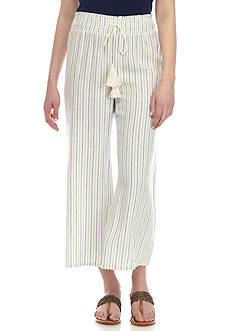 Red Camel® Striped Beach Pants