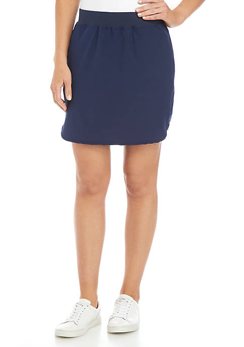 New Directions® Weekend Stretch Woven Skort