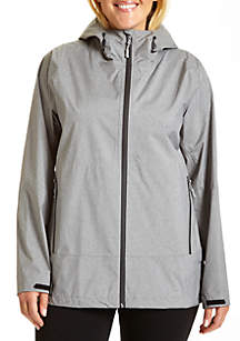Champion® Women's 100% waterproof breathable all weather jacket: