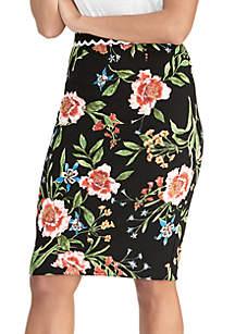 RACHEL Rachel Roy Gretchen Pencil Skirt