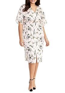 6861c7d11afd8 ... RACHEL Rachel Roy Plus Size Cait V Neck Dress